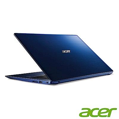 acer SF314-54G-50ZJ 14吋窄邊框筆電(i5-8250U/4G/256G/藍