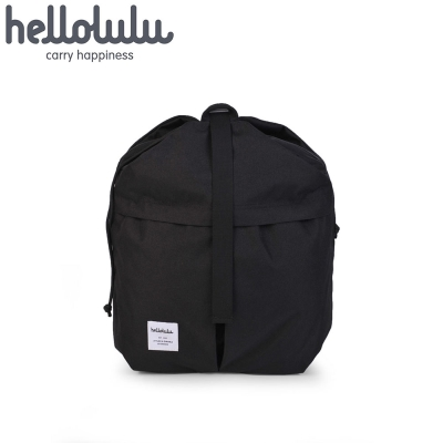Hellolulu Jori 3 Ways 後背包(S)-黑
