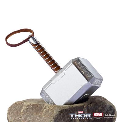 InfoThink-Thor索爾雷神之鎚行動電源-2600mAh