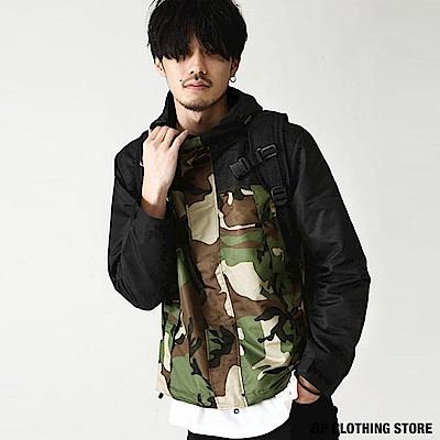 登山夾克外套(18色) ZIP日本男裝