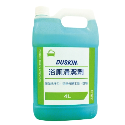 日本DUSKIN 浴廁清潔劑4L
