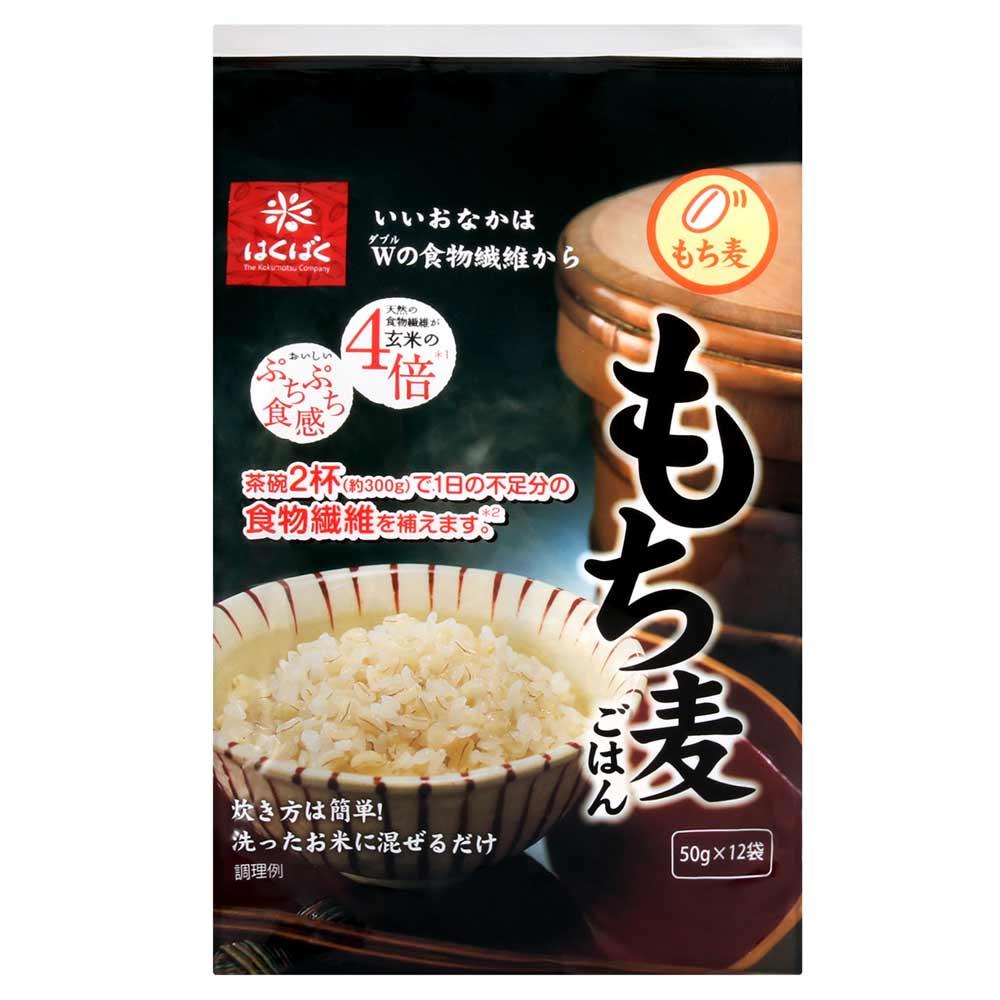 Hakubaku 黃金糯麥(600g)