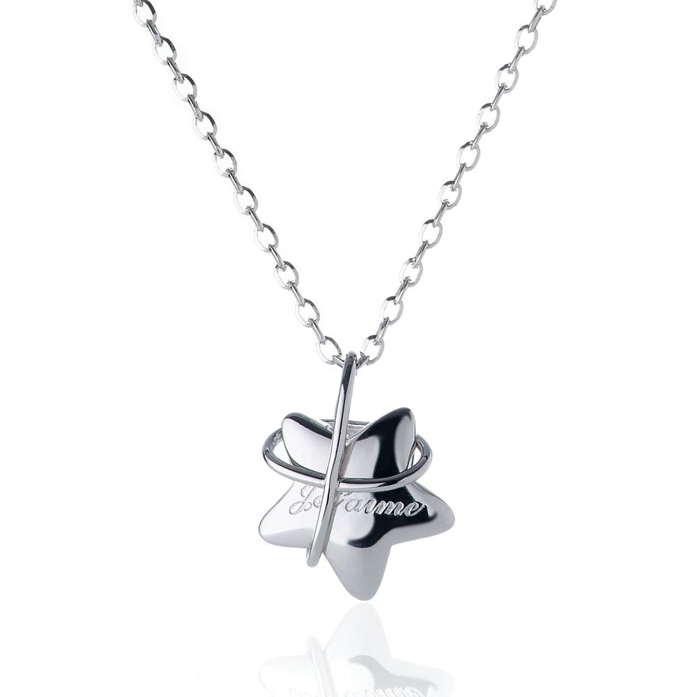 【YUME】永恆星星項鍊