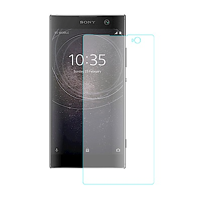 【SHOWHAN】SONY Xperia XA2 9H鋼化玻璃貼疏水疏油抗指紋