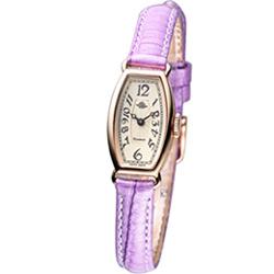 Rosemont 玫瑰皇后 18K金時尚錶-紫/14mm