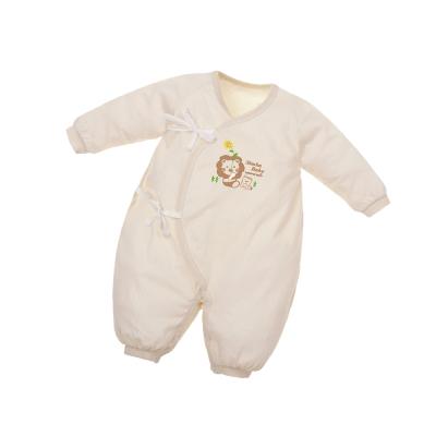 小獅王辛巴 有機棉七分袖兔裝 (60cm)