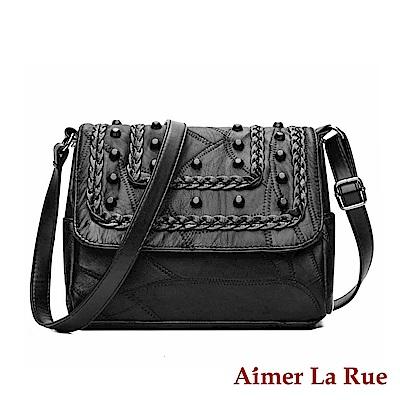 Aimer La Rue 側背包 羊皮阿布辛特系列(二款)