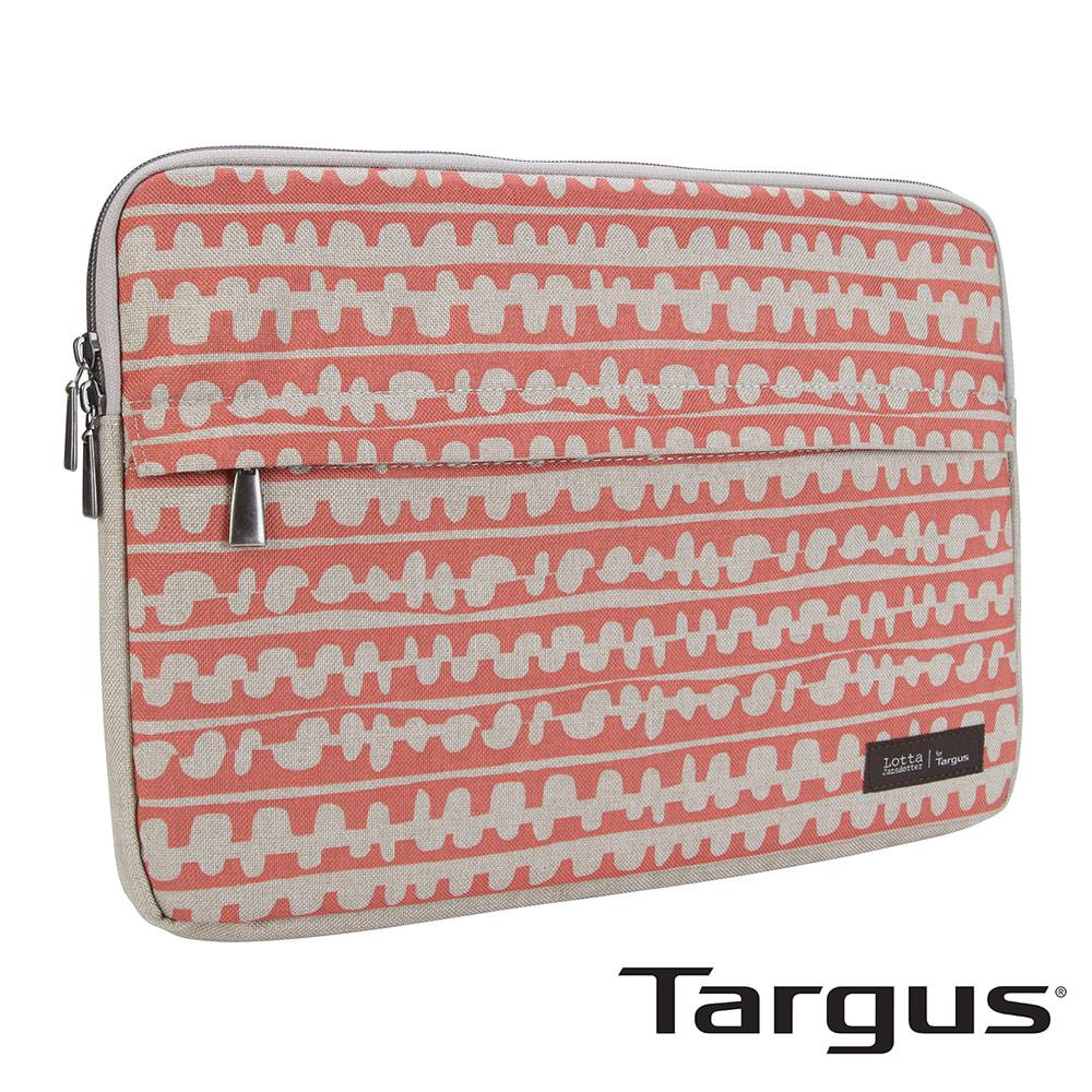 Targus Lotta 14吋電腦保護包 (粉珊瑚)