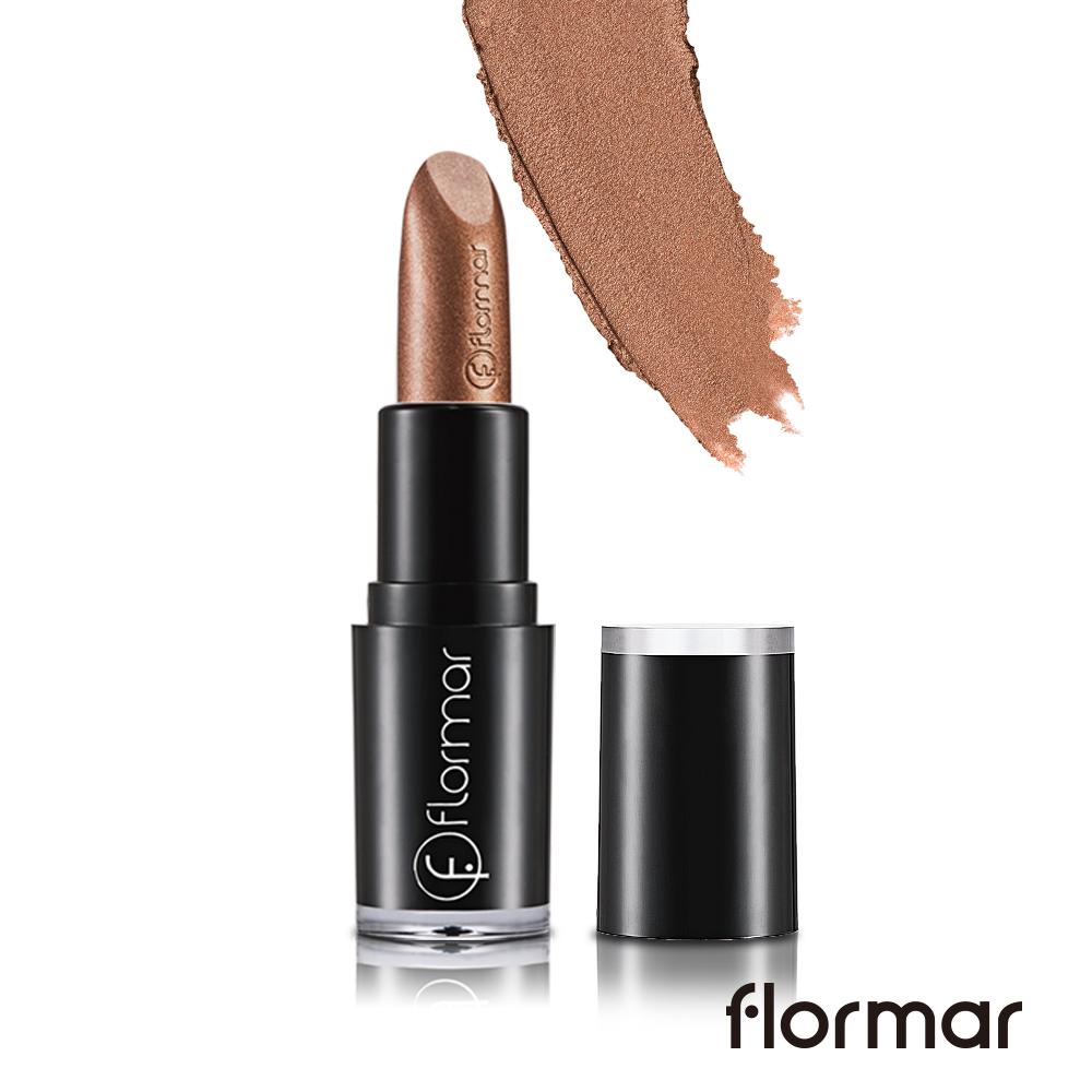 法國Flormar - 奢金搖滾唇膏 #31可可夜總會