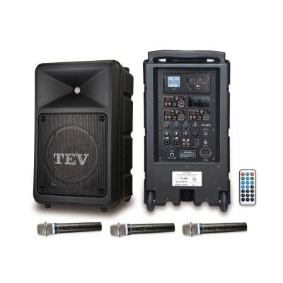TEV 藍芽/USB/SD三頻無線擴音機 TA680i-3