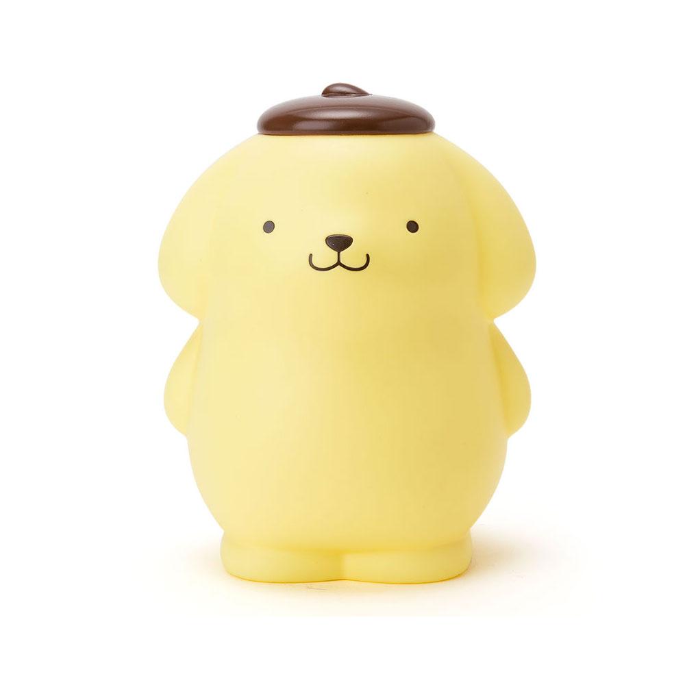 Sanrio布丁狗站姿全身造型迷你垃圾筒