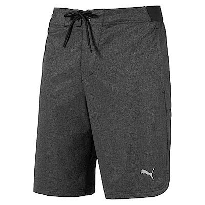 PUMA-男性訓練系列Oceanaire短褲-黑色(麻花)-歐規