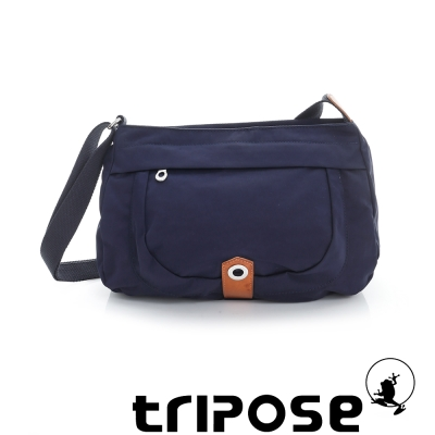 tripose 微旅系列淑女側肩包 藍