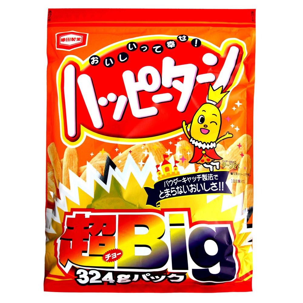 龜田 超大包快樂時光米果(324g)