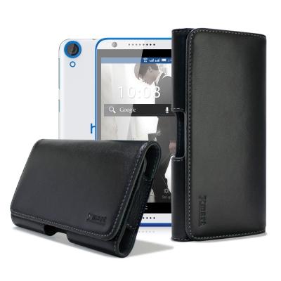 XM HTC Desire Eye/820/M330 羊皮橫式腰掛皮套