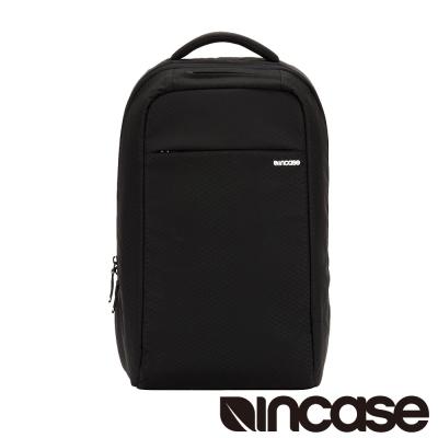 INCASE ICON Lite 15吋 鑽石格紋輕量筆電後背包 (亞洲限定版-黑)