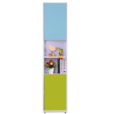 AT HOME-芬妮1.35尺彩色中空書櫃
