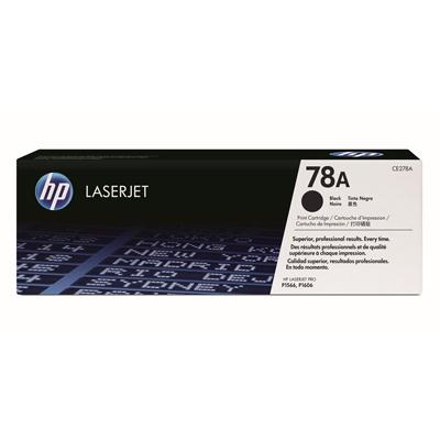 HP CE278A黑色原廠碳粉匣