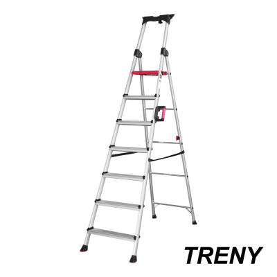 TRENY IAF認證七階工作梯