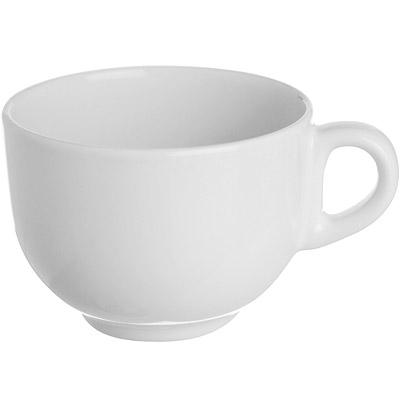EXCELSA 陶製湯杯(白400ml)