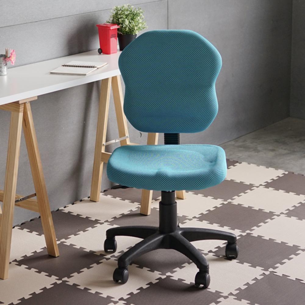 Home Feeling 安妮3D立體椅背電腦椅/辦公椅/低背(6色)