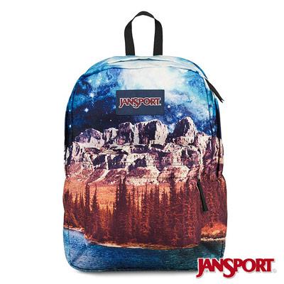 JANSPORT -HIGH STAKES系列校園後背包 -魔山