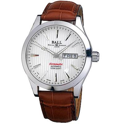BALL波爾 EngineerII 天文台認證機械腕錶(NM2026C-LCJ-WH)