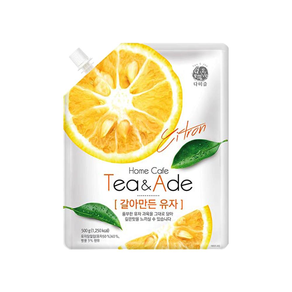 DAMIZLE多美樂 蜂蜜柚子茶(500g)
