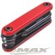 omax台製七合一折疊工具組-2入(顏色隨機)-8H product thumbnail 1