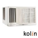 限量福利品-KOLIN 歌林 4-5坪「節能不滴水」左吹窗型冷氣 KD-282L06