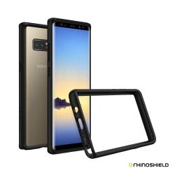 犀牛盾防摔邊框手機殼 - Samsung Note 8 (黑色)