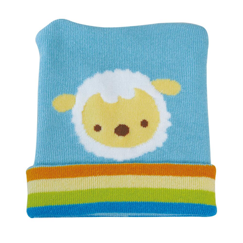 優生喜羊羊彈性嬰兒帽