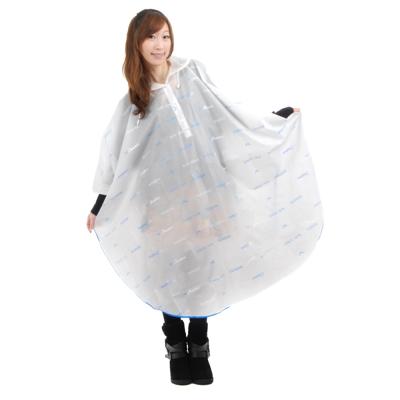 東伸日系EVA斗篷式雨衣
