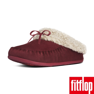 FitFlop TM-THE CUDDLER TM SNUGMOC-櫻桃紅