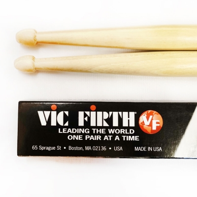美製VIC FIRTH 鼓棒 7A 胡桃木