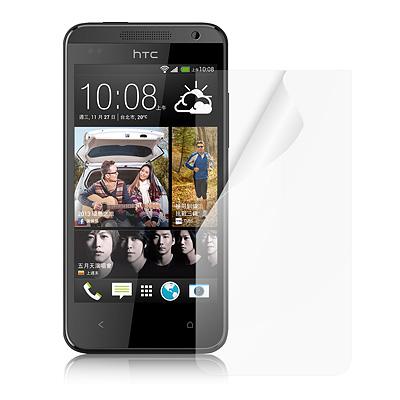 魔力 HTC Desire 300 4.3吋高透光抗刮螢幕保護貼