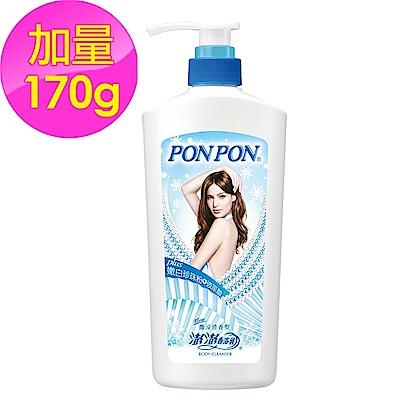澎澎 香浴乳 微涼清香-850g+170g