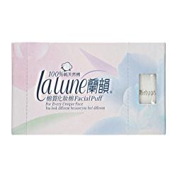 蘭韻 棉質化妝棉 100片/盒