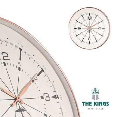 THE KINGS_Airplane mode飛航雷達復古工業時鐘