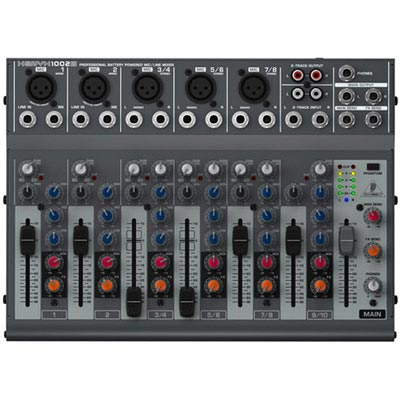Behringer XENYX 1002B 混音器