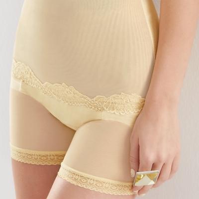 瑪登瑪朵-2014SS俏魔力-中腰短管束褲-粉透膚
