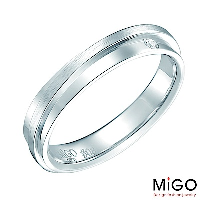 MiGO-擁抱女戒(925銀)