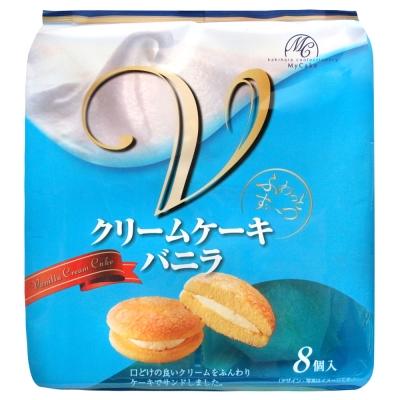 柿原製果 半生香草夾心蛋糕(136g)