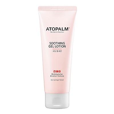 ATOPALM愛多康 舒敏修護水凝乳(120ml)