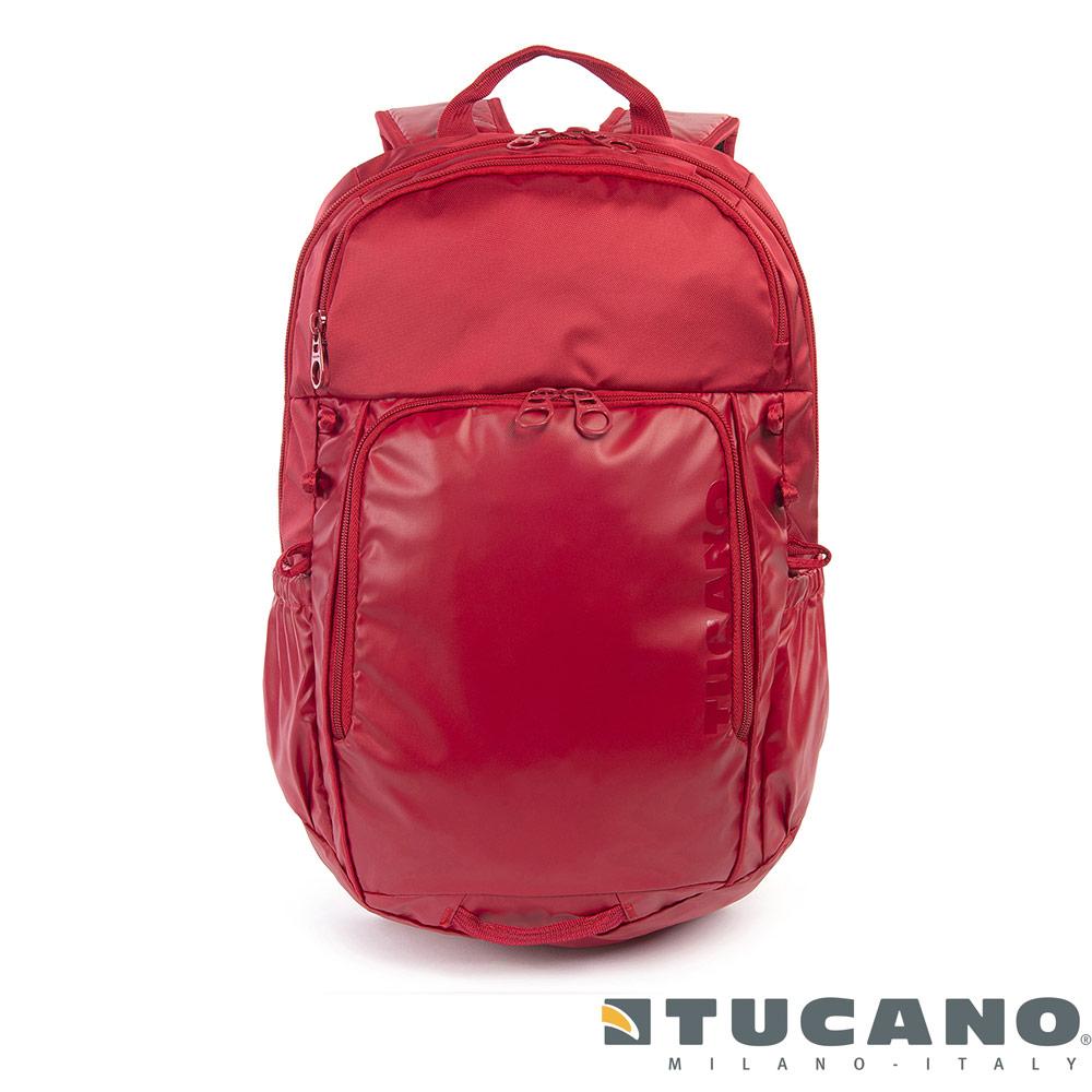 Tucano TECH YO UP 15.6 吋悠遊休閒電腦後背包 (紅色)
