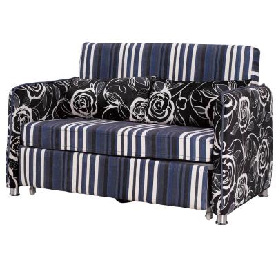 品家居 碧海藍天多功能坐臥兩用沙發床