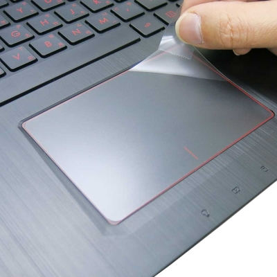 EZstick ASUS FX502 VM 專用 TOUCH PAD 抗刮保護貼
