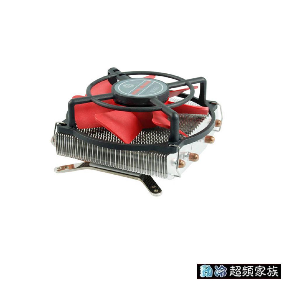 EVERCOOL 勁冷超頻家族 四熱管二合一CPU散熱器