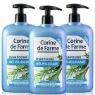 法國黎之芙 迷迭香白茶抗屑去油洗髮乳750ml三入