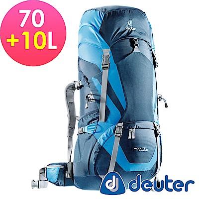 【ATUNAS 歐都納】德國DEUTER ACTLite拔熱透氣登山背包4340215深藍
